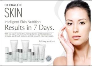Herbalife SKIN line Launched in UK