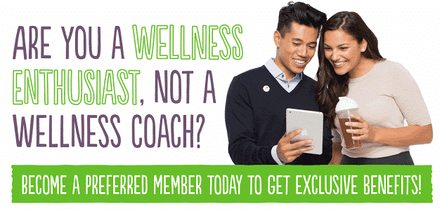 how to become a herbalife preferred member