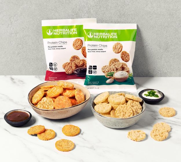 protein chips from Herbalife